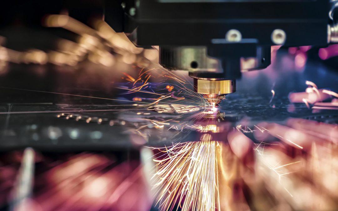 Come funziona il taglio laser CO2